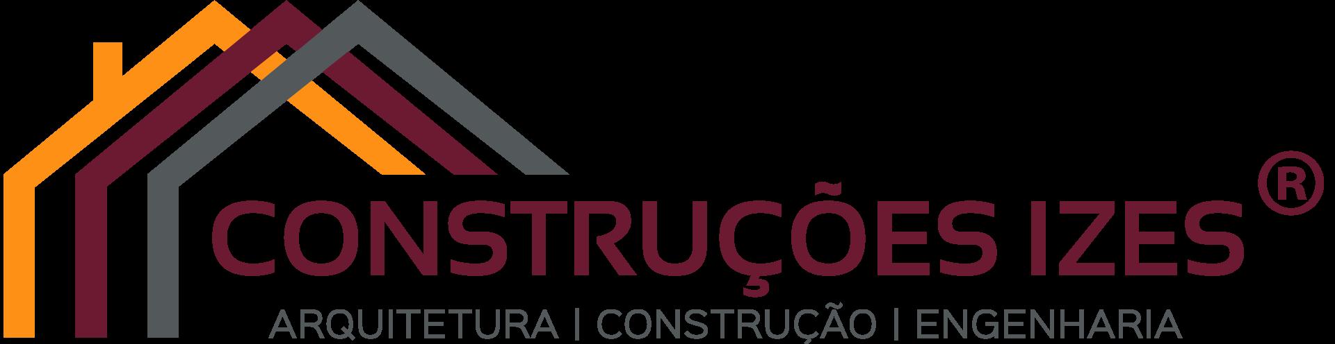 Logótipo Construções Izes