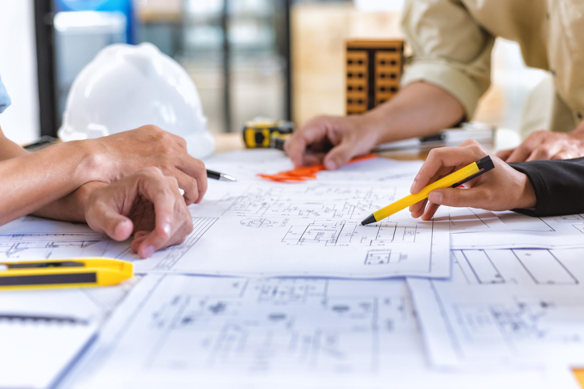Elaboração de Projetos de Construção